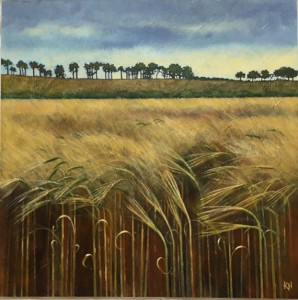 Karen Hadjitofi Wheat field