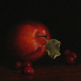 Hilary Gauci Red Delicious