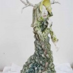 The Huntress ceramics by Maralyn Reed Wood