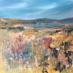 The Sweet Scent of Summer, painting by Morag Stevenson
