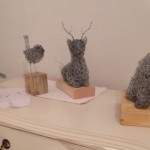 Galvanised Wire Sculptures